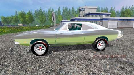 Dodge Charger RT для Farming Simulator 2015