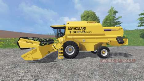New Holland TX68 для Farming Simulator 2015