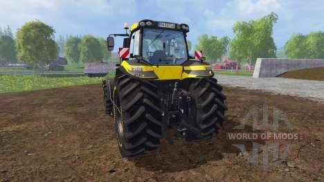 New Holland T8.420 v1.1 для Farming Simulator 2015
