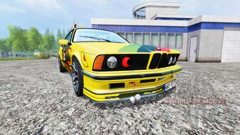 BMW M635CSi (E24) для Farming Simulator 2015