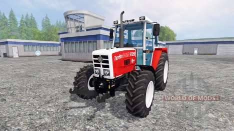 Steyr 8080A Turbo SK2 для Farming Simulator 2015