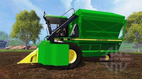 John Deere 9910 для Farming Simulator 2015