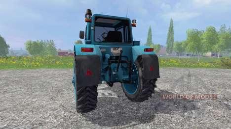 МТЗ-82 [погрузчик] для Farming Simulator 2015