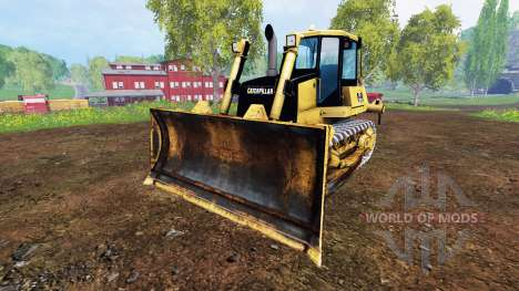 Caterpillar D6 для Farming Simulator 2015