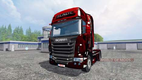 Scania R560 [blade] для Farming Simulator 2015