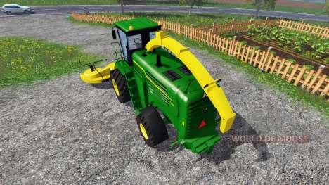 John Deere 7180 [fixed] для Farming Simulator 2015