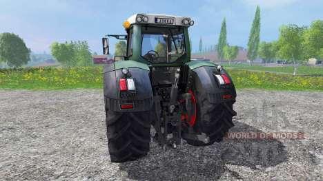 Fendt 936 Vario [washable] для Farming Simulator 2015