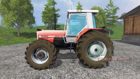 Massey Ferguson 3080 v1.0 для Farming Simulator 2015