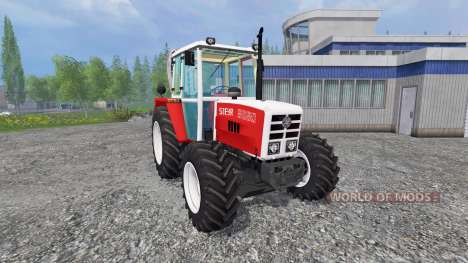 Steyr 8080A SK1 для Farming Simulator 2015