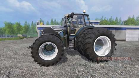 Deutz-Fahr Agrotron 7250 Warrior v4.0 для Farming Simulator 2015