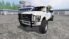 Ford F-350 [dually]