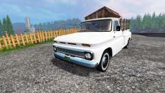 Chevrolet C10 Fleetside 1966 v1.2