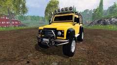 Land Rover Defender 90 [offroad] v2.0