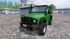 Land Rover Defender 90 [green]