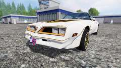 Pontiac Firebird Trans Am 1977 v1.1