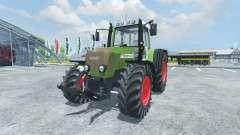 Fendt 412 Vario TMS v1.1 для Farming Simulator 2013