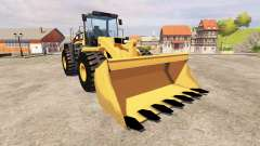 Caterpillar 980H для Farming Simulator 2013
