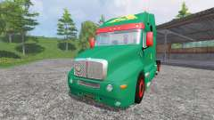 Kenworth T2000 [aguas tenias edition]