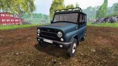 УАЗ-315195 Хантер v3.0