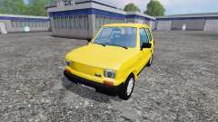 Fiat 126p 650E