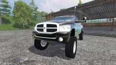 Dodge Ram 3500 2007 [wide stance] v2.0
