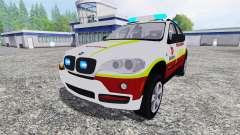 BMW X5 NEF