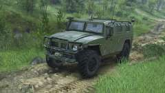 ГАЗ-2975 Тигр [08.11.15] для Spin Tires