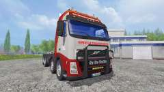 Volvo FH12 HKL