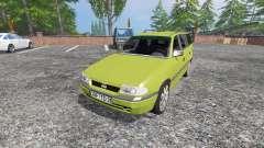Opel Astra F Caravan [cool motion]
