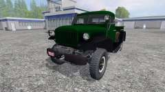 Dodge Power Wagon WM-300