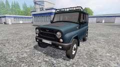 УАЗ-315195 Хантер v4.0