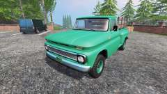Chevrolet C10 Fleetside 1966 [custom]