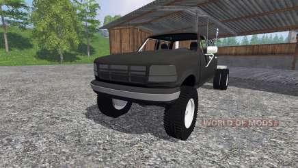 Ford F-150 [superduty semi] для Farming Simulator 2015