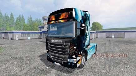 Scania R560 [power] для Farming Simulator 2015