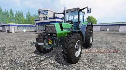 Deutz-Fahr AgroStar 6.31 v1.01 для Farming Simulator 2015