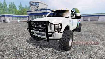 Ford F-350 [dually] для Farming Simulator 2015