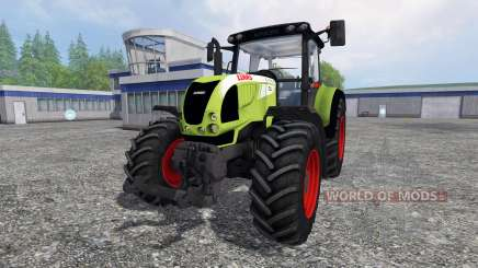 CLAAS Arion 620 [full] для Farming Simulator 2015