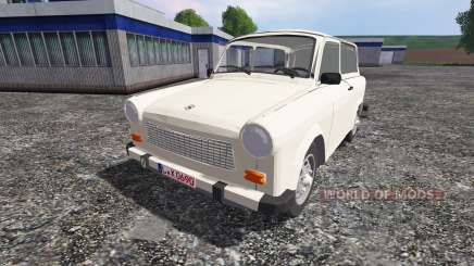 Trabant 601 S v0.5 для Farming Simulator 2015
