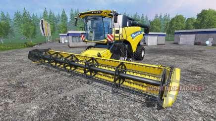 New Holland CR 9090 [SmarTrax] для Farming Simulator 2015