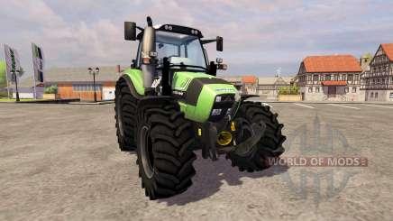 Deutz-Fahr Agrotron 430 TTV [frontloader] для Farming Simulator 2013