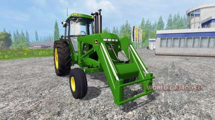 John Deere 4455 для Farming Simulator 2015