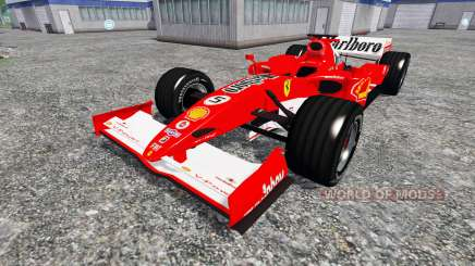 Ferrari 248 F1 для Farming Simulator 2015