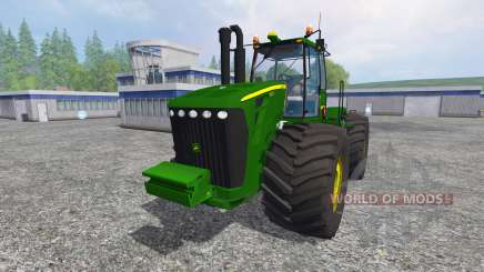 John Deere 9630 v3.0 для Farming Simulator 2015