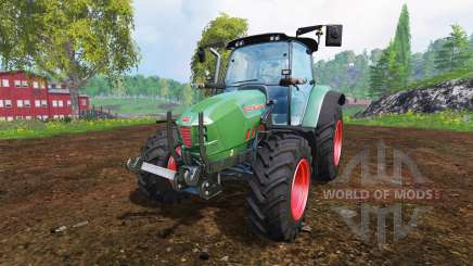 Hurlimann XM 130 4Ti v1.0.2.3 для Farming Simulator 2015