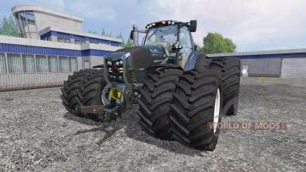 Deutz-Fahr Agrotron 7250 Warrior v4.0 для Farming Simulator 2015