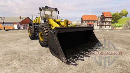 Lizard 520 для Farming Simulator 2013