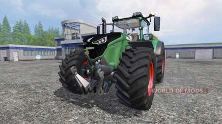 Fendt 1050 Vario [grip] v4.3 для Farming Simulator 2015