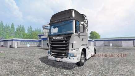 Scania R560 для Farming Simulator 2015