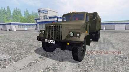 КрАЗ-257 v1.2 для Farming Simulator 2015