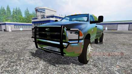 Dodge Ram 3500 [dually] для Farming Simulator 2015